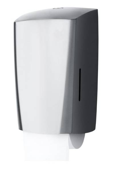 Toilet Paper Dispenser 2 Roll Platinum Range 77019CB