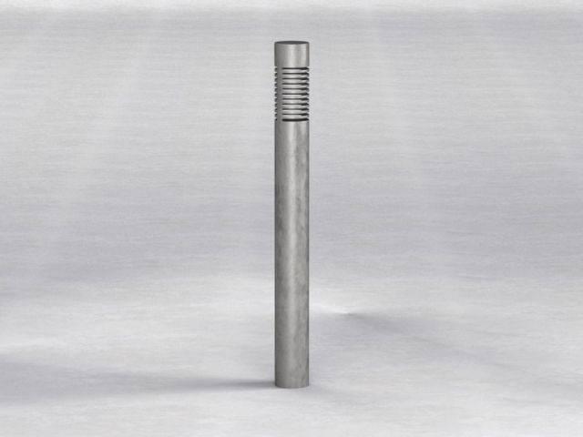 Gas Venting Bollard - 026