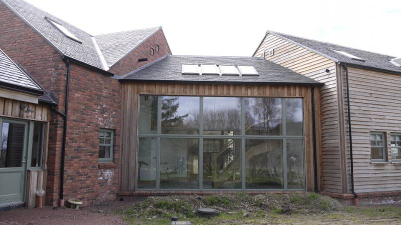 FAKRO roof windows for 'Building the Dream' SIPS home