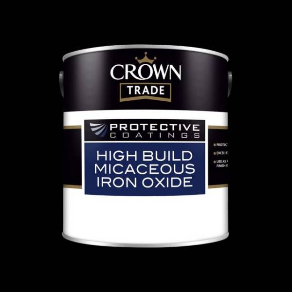 Protective Coatings High Build Micaceous Iron Oxide