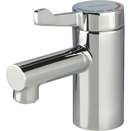 SOLO2 TMV3 Mono Basin Mixer with Short Lever