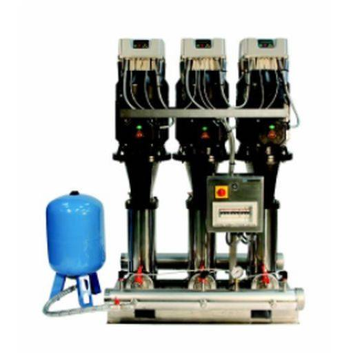 Hi-dro Boost® DAA8 - Triple-pump set