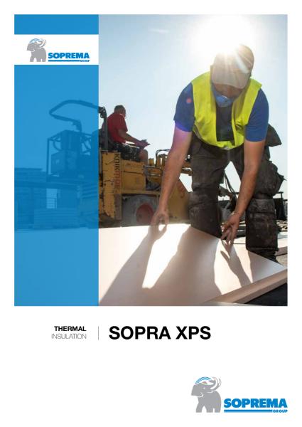Sopra XPS Insulation