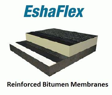 EshaFlex Two Layer FB System on Timber/Concrete Deck