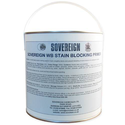 Stain Blocking Primer