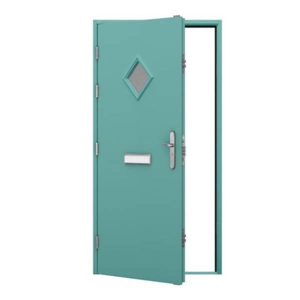 High Security Front Door