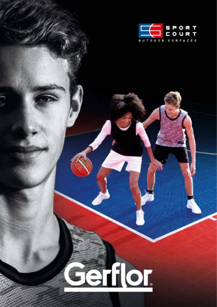 Sport Court Powergame Plus Brochure
