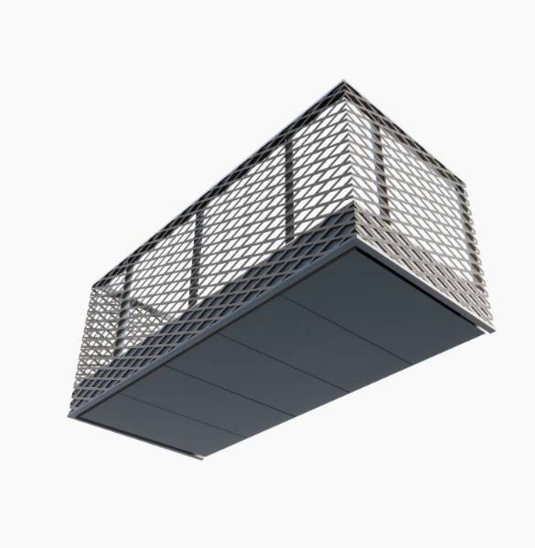 Cobalt PB Balcony system