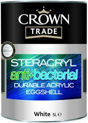 Clean Extreme Anti Bacterial Acrylic Eggshell
