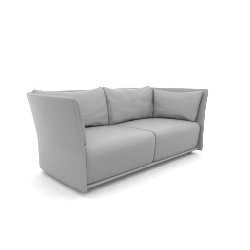 Obris - 2 seat sofa