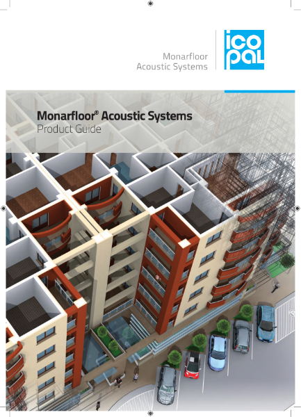 Icopal Monarfloor Acoustic Sound Reduction and Absorbtion Systems