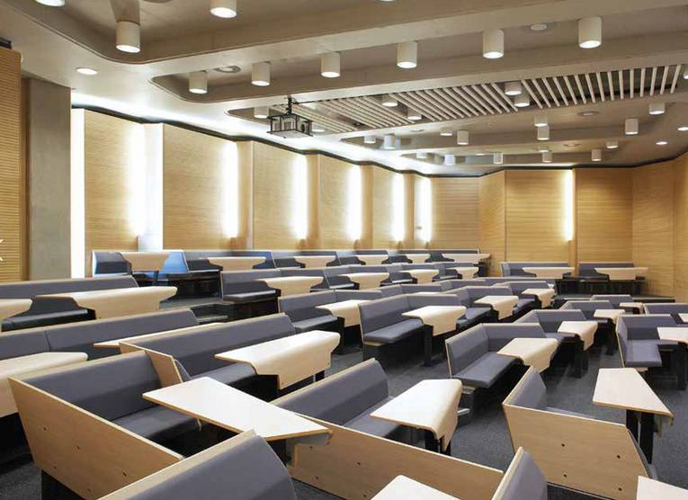 Educational Seating: Loughborough University