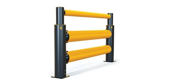 iFlex Double Traffic Barrier+