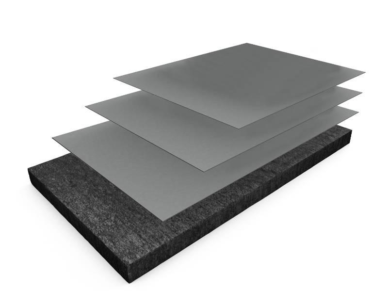 Resin flooring system Cemcrete Topcoat