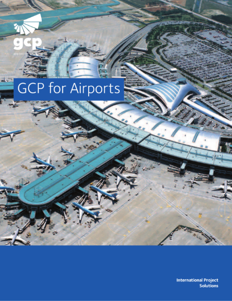 GCP International Projects for Airports