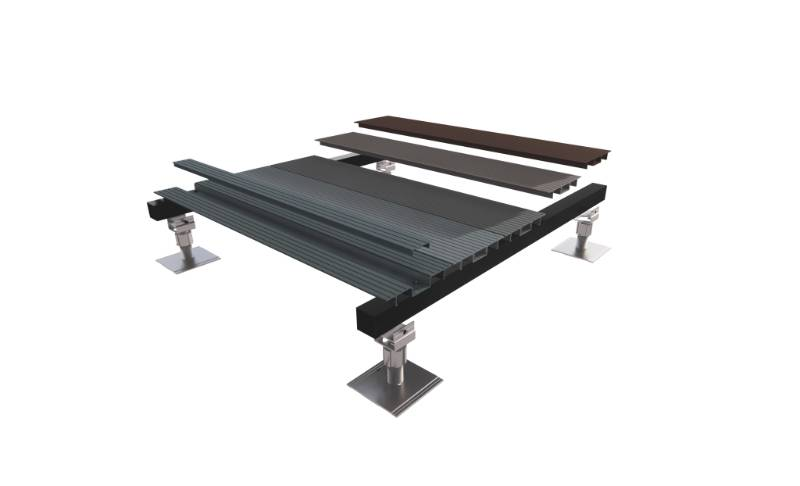 Cobalt Aluminium Flooring – Versatile 150