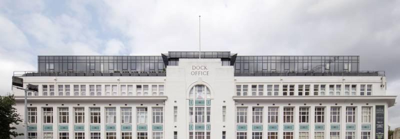 Dock Office, Salford