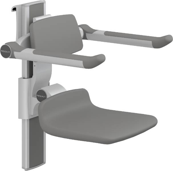 PLUS Shower Seat 310 Height and Sideways Adjustable - R7364
