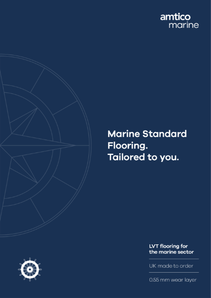 Amtico Marine LVT Flooring Collection
