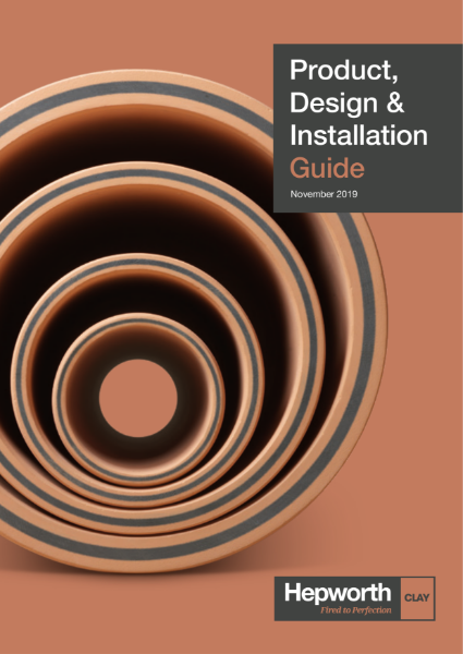 Hepworth Clay Product, Design and Installation Guide