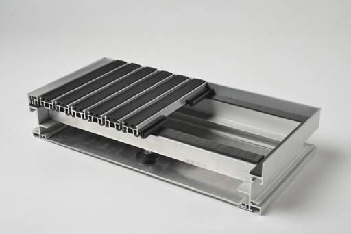 INTRAmatting Waterlogic- Entrance matting