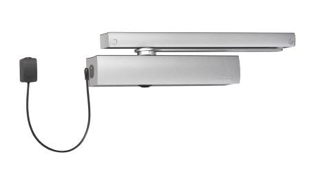 GEZE TS 5000 EFS-Guide Rail Closer With Electro Hold-Open and Free Swing Function EN3-6 (HUKP-0404-14)