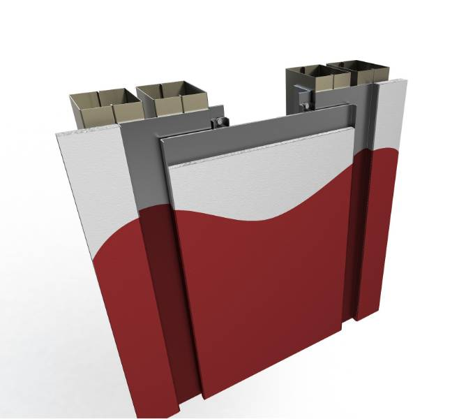 353 Series Wall To Wall, Ceiling to Ceiling Expansion Joint System