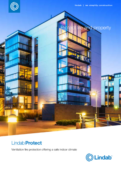 Lindab Protect Fire Safety