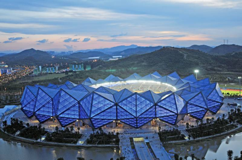 Shenzhen Universiade Sport Center