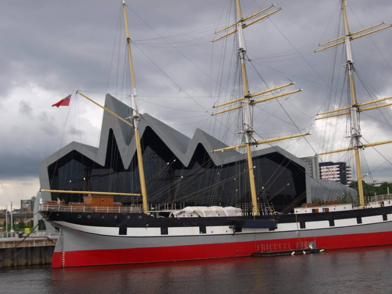 Bilco Roof Access Hatches & Smoke Vents Chosen for the Glasgow Transport Museum