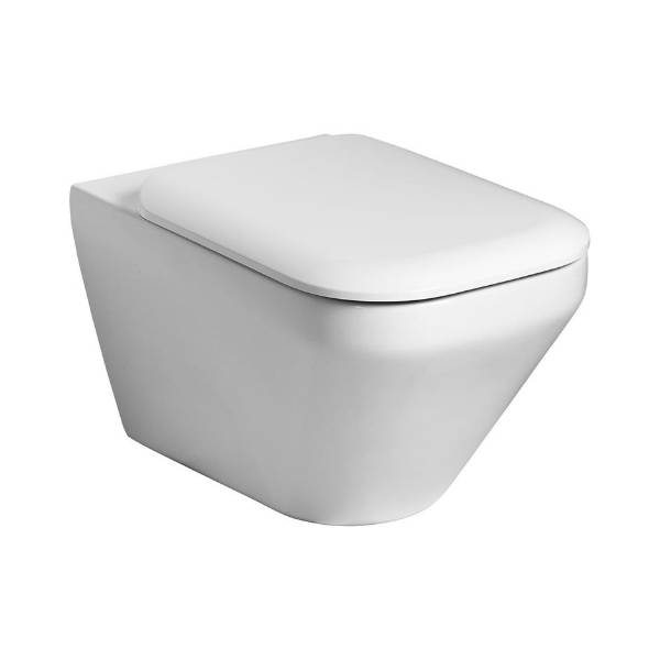 Turano Wall Mounted WC Suite with Aquablade technology