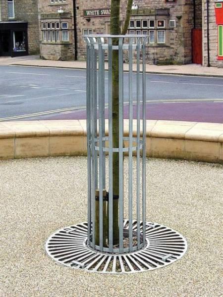 Ollerton M3 Round Tree Grille 1200