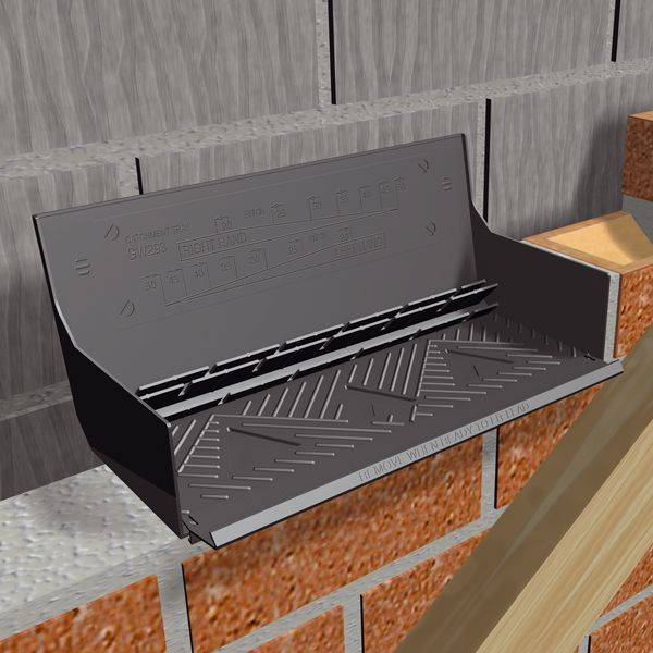 Catchment Cavity Trays