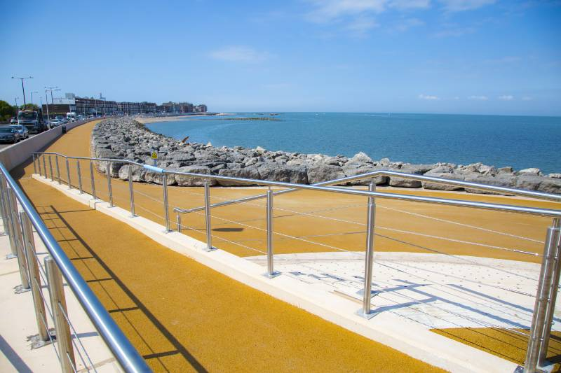 Tarmac Ulticolour Morecambe Promenade