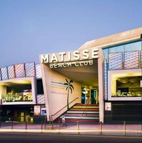 Matisse Beach Club, WA