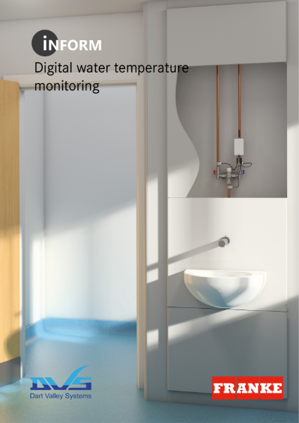 Inform water temperature monitoring