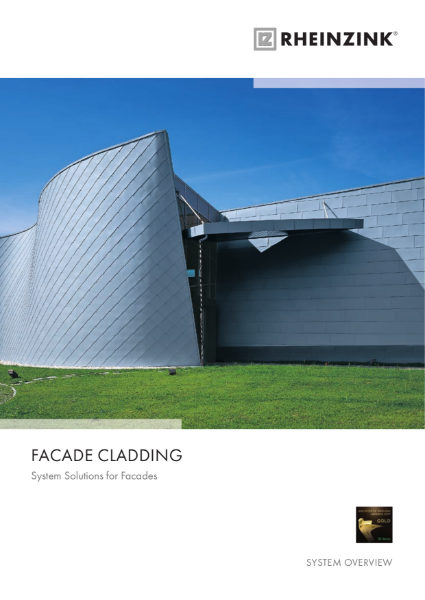 Facade Cladding - System Solutions for Curtain Walls