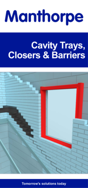 Cavity Trays, Closers & Barriers Product Guide