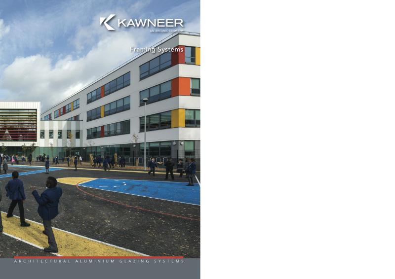 Kawneer Framing Systems Brochure