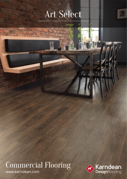 Karndean Designflooring Art Select Commerical Brochure