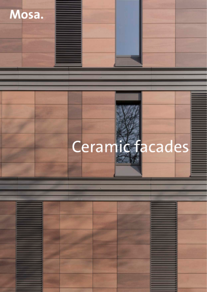 13. Mosa Ceramic Facades - For signature buildings