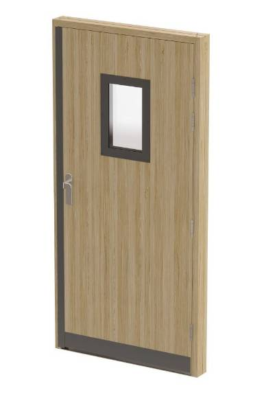 Staffline Timber Doors