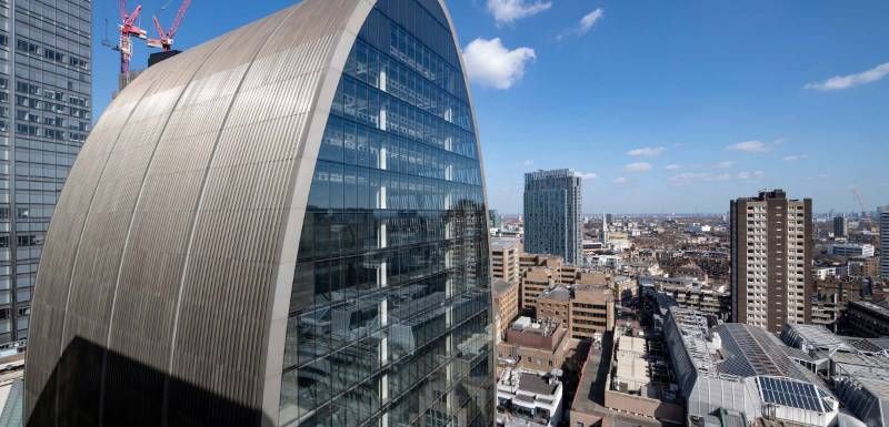 70 ST MARY AXE (Can of Ham)