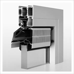 Window Trickle Ventilator AR75