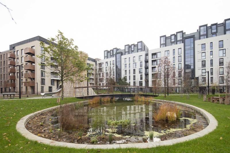 New Garden Quarter, Stratford