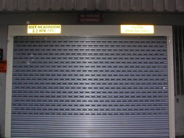 Roller Shutter door - Armourguard N2