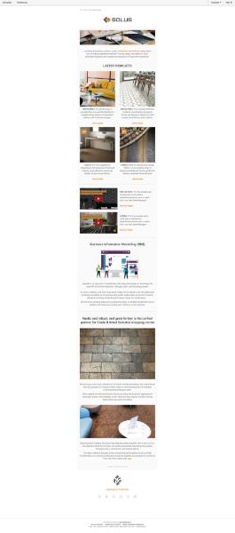 Solus - Newsletter