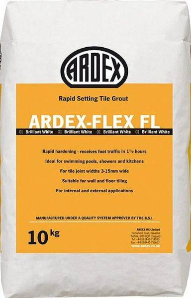 ARDEX-FLEX FL Flexible Tile Grout
