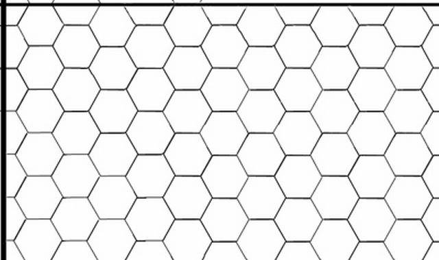 Wire Fencing and Netting - Roll Welded Mesh