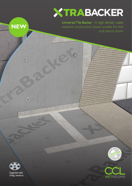 XtraBacker Tile Backer Board